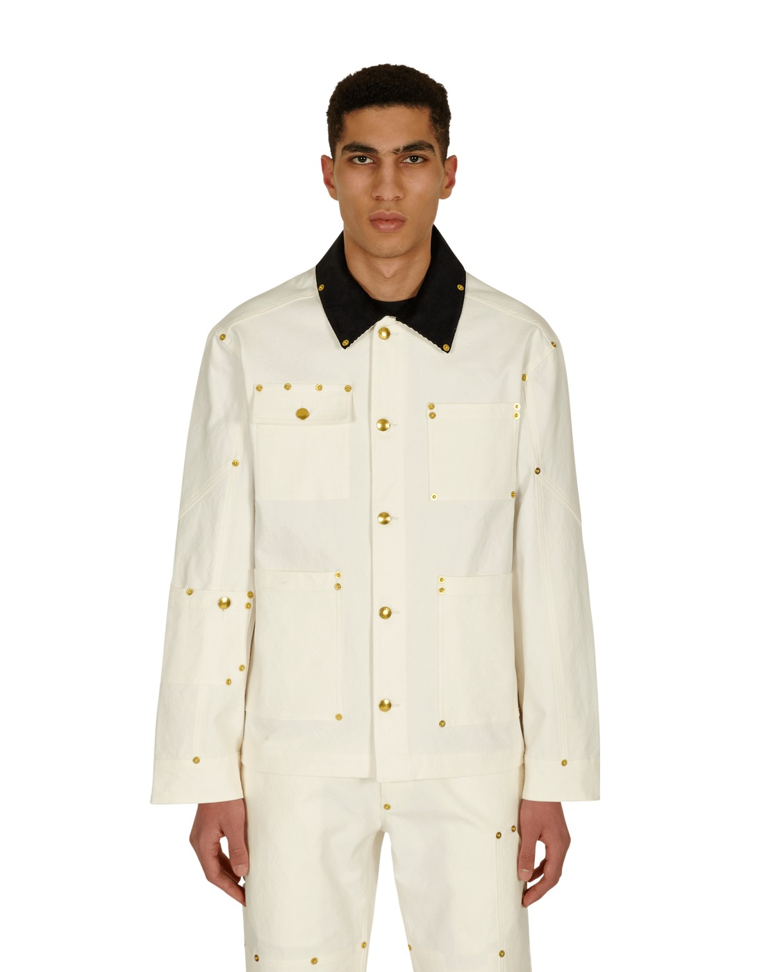 Photo: Phipps Workwear Jacket White