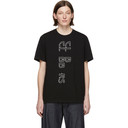 Raf Simons Black Clubbers T-Shirt