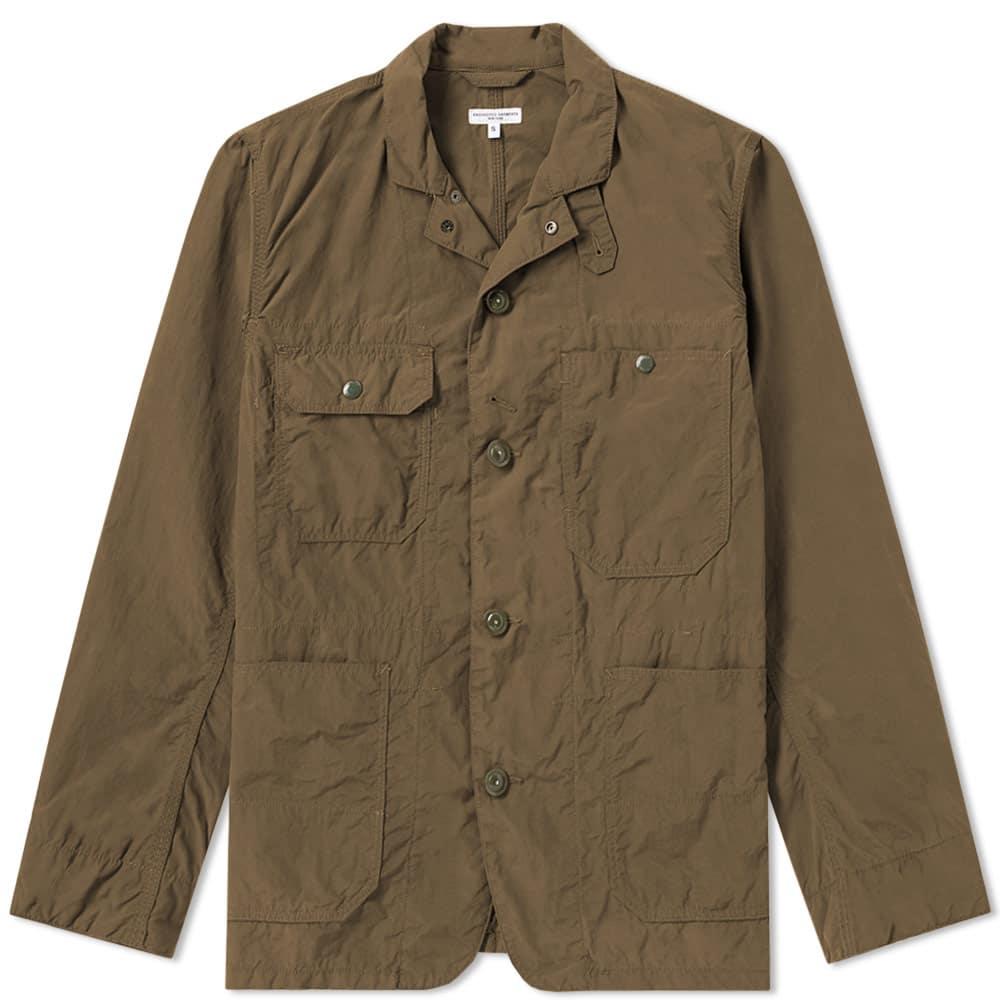 Photo: Engineered Garments Logger Jacket