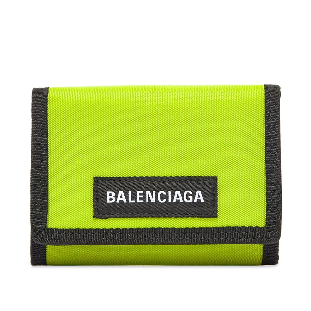 Photo: Balenciaga Explorer Wallet