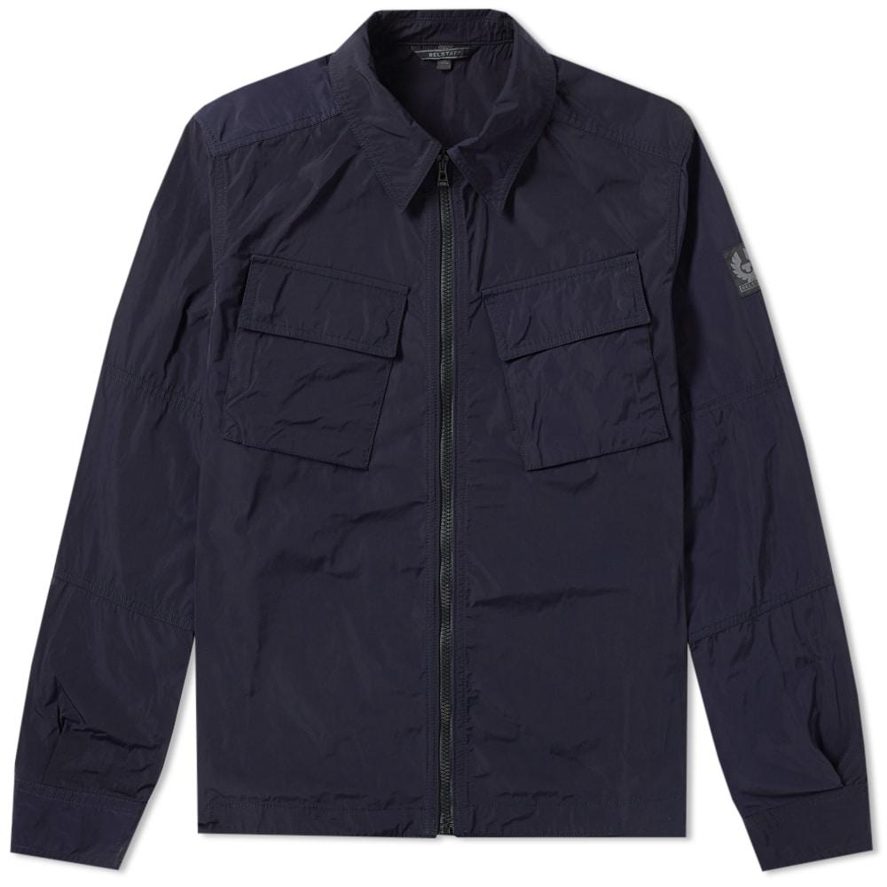 Belstaff Talbrook Zip Shirt Jacket