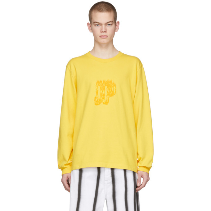 Photo: Converse Yellow A$AP Nast Edition Long Sleeve T-Shirt