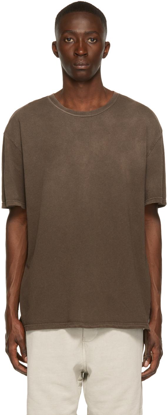 Photo: Ksubi Brown Kross Biggie T-Shirt