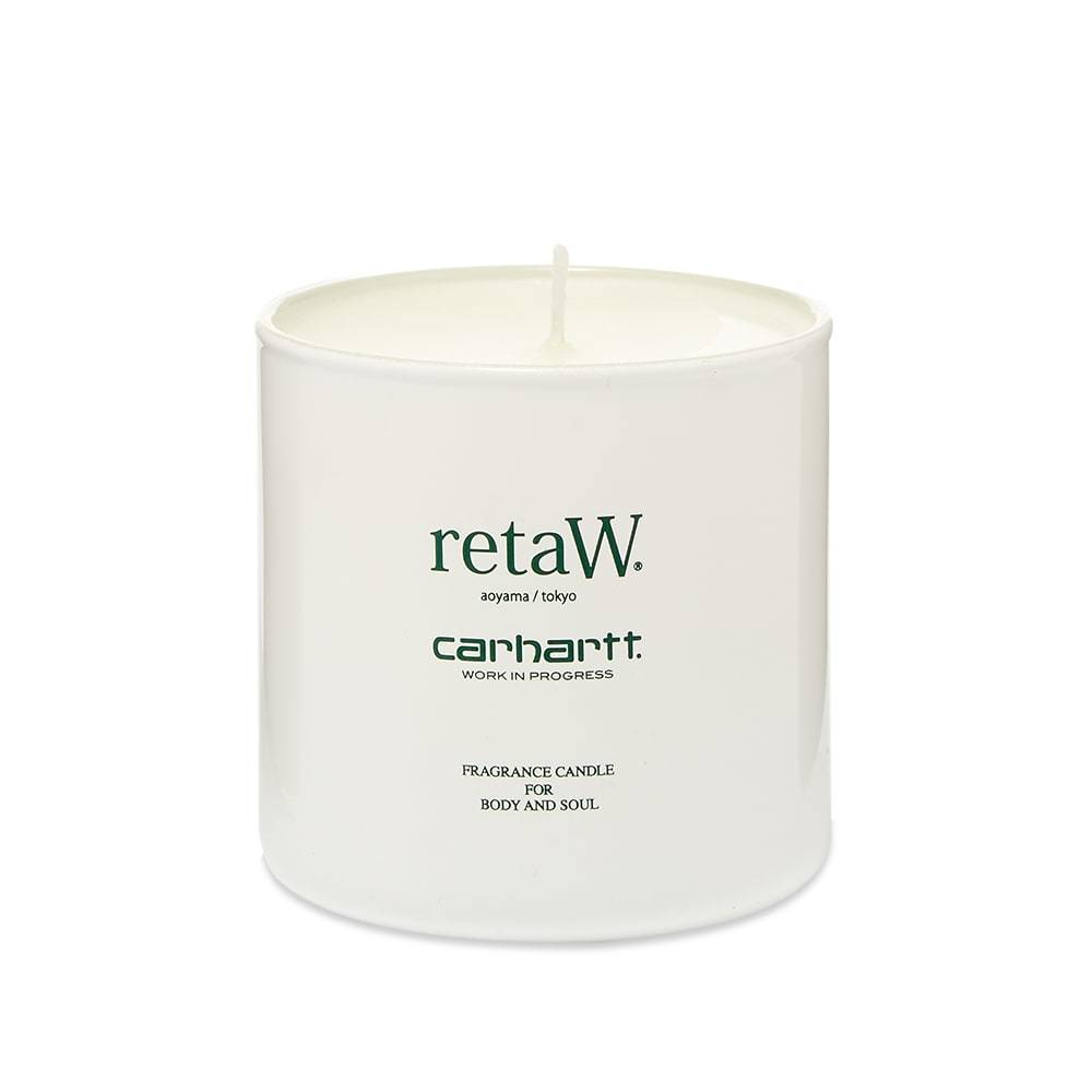 Photo: Carhartt WIP x RetaW Reverse Midas Fragrance Candle