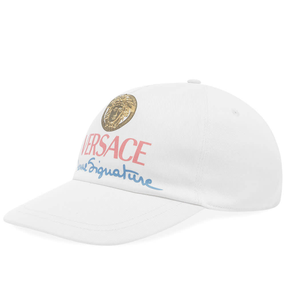 Photo: Versace Signature Home Logo Cap