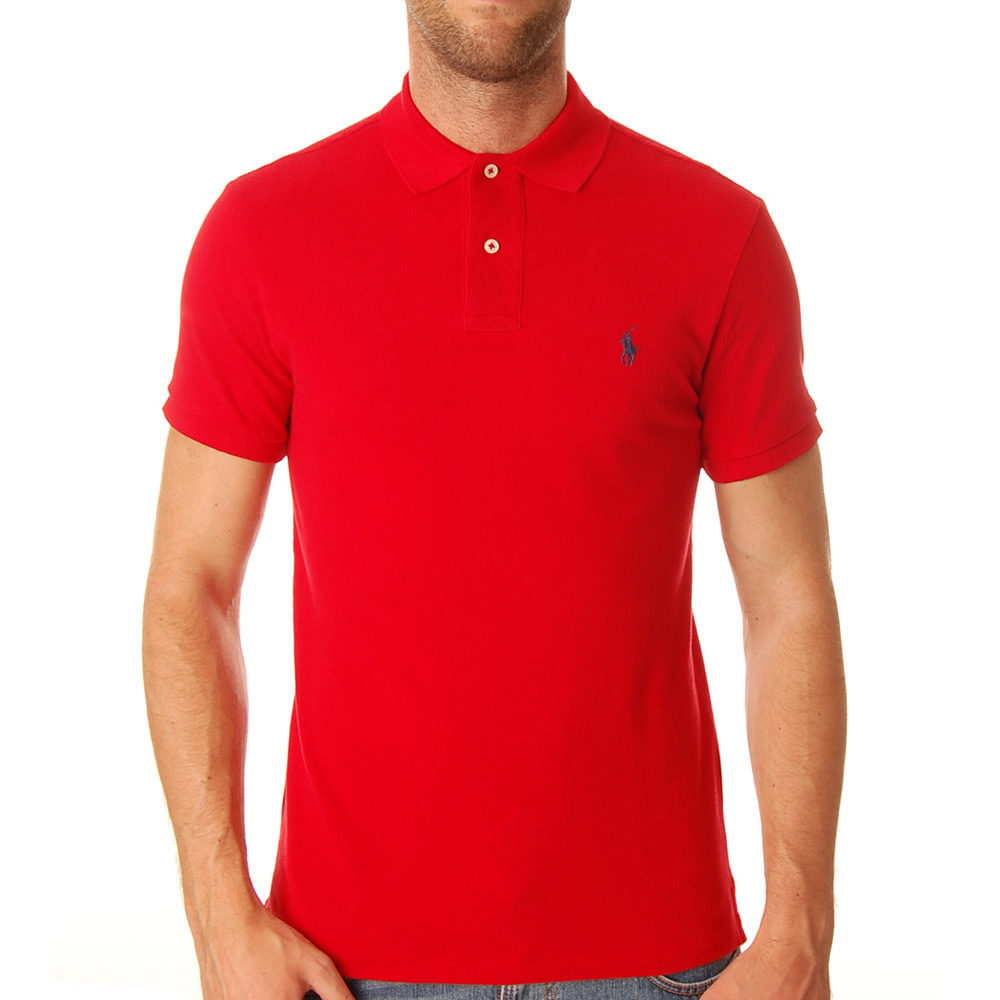 Photo: Polo - Red