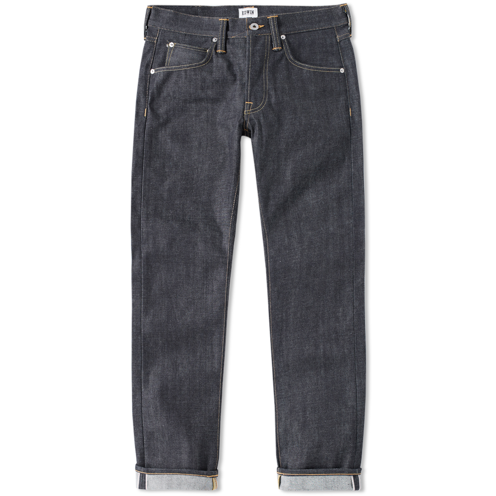 Edwin ED-55 Relaxed Tapered Jean Blue