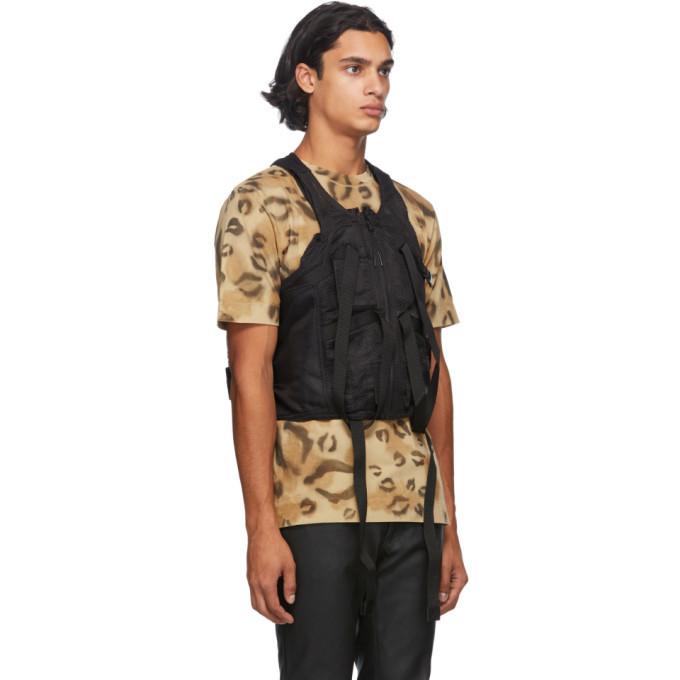 1017 ALYX 9SM Black Mesh Tactical Vest