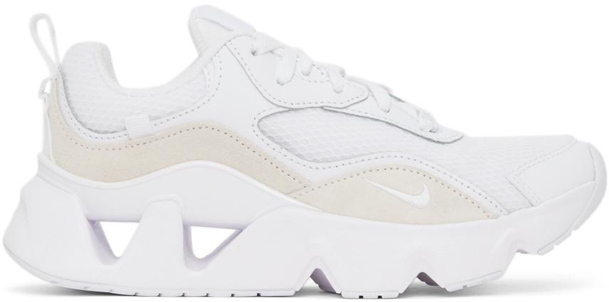 Photo: Nike White Ryz 365 II Sneakers