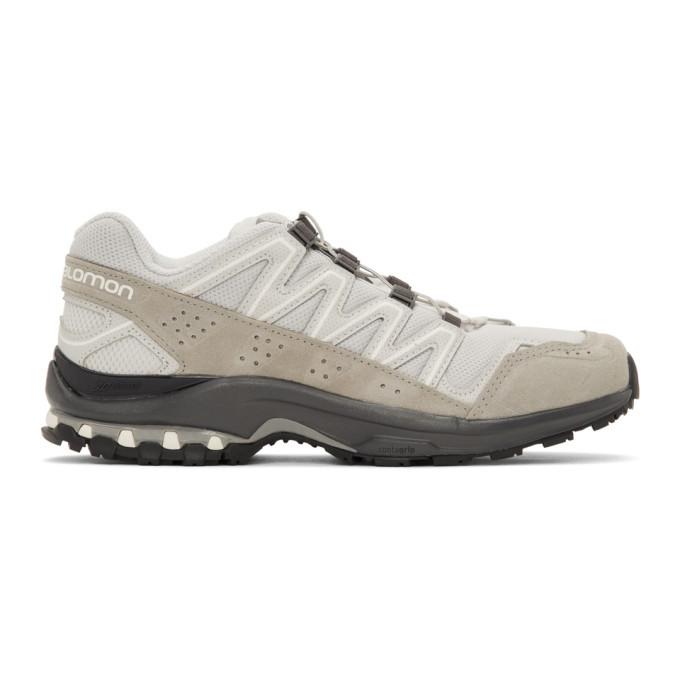 Photo: Salomon Grey XA-Comp LTR ADV Sneakers