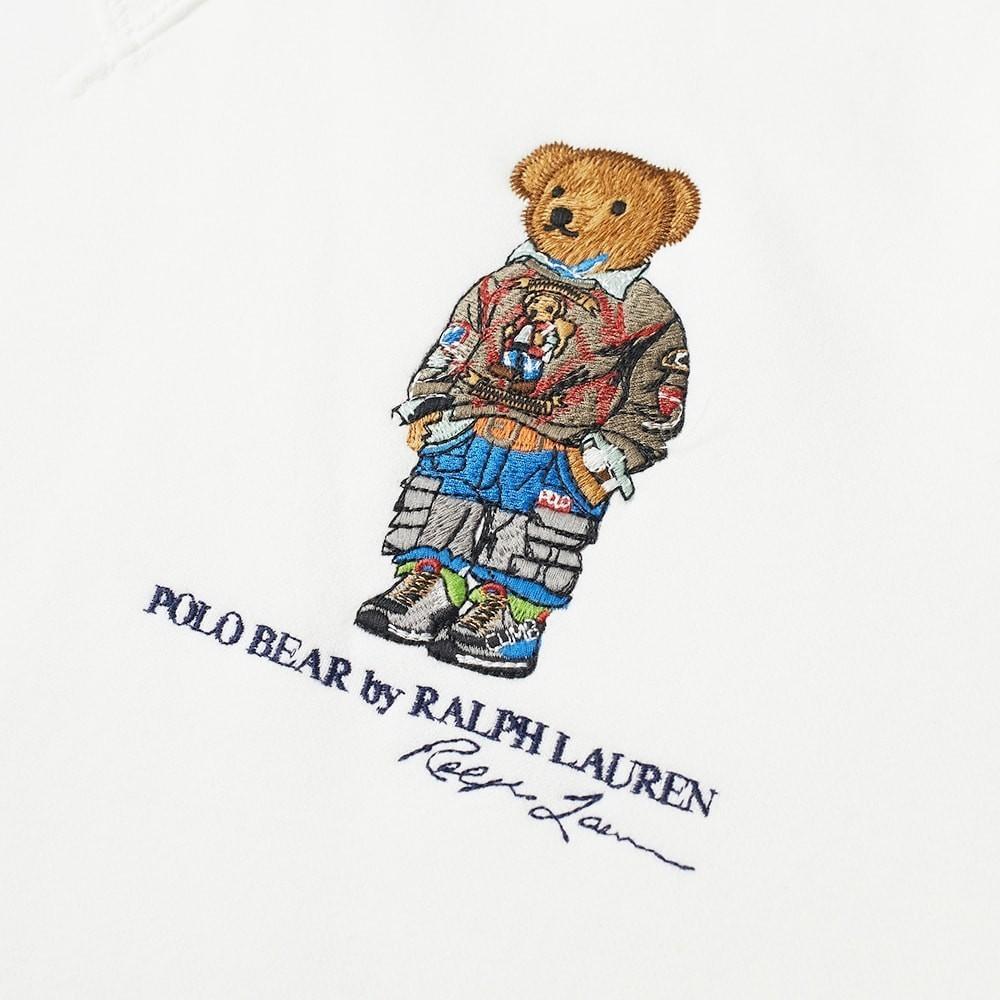 Polo Ralph Lauren Great Outdoors Bear Popover Hoody