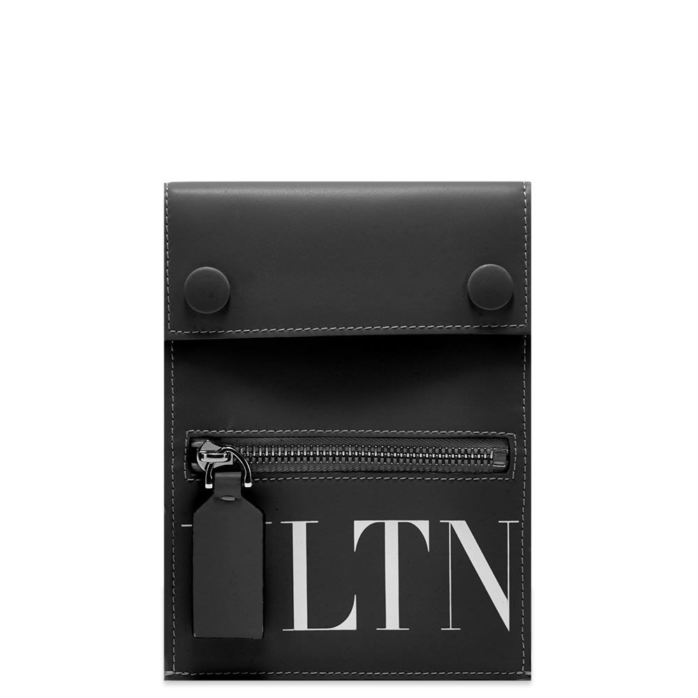 Photo: Valentino VLTN Leather Neck Pouch
