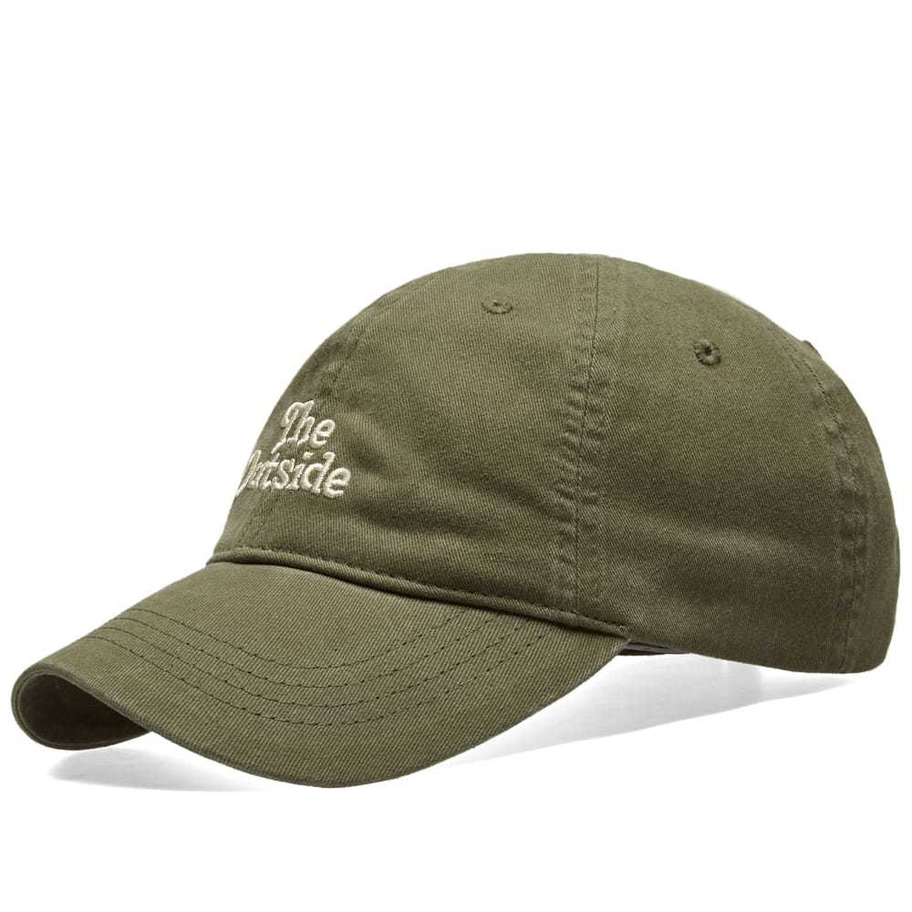 Photo: Wood Wood Outsiders Low Profile Cap