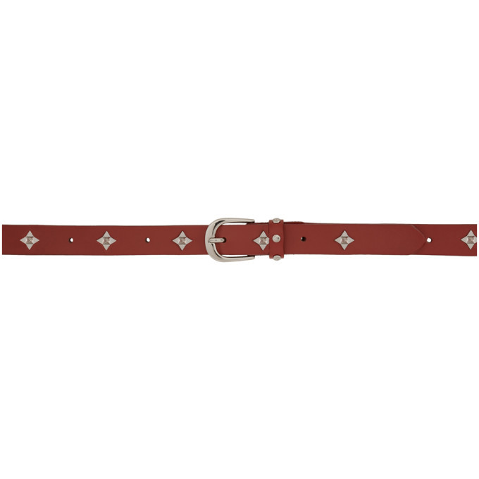 Photo: Stolen Girlfriends Club Red Ninja Star Belt