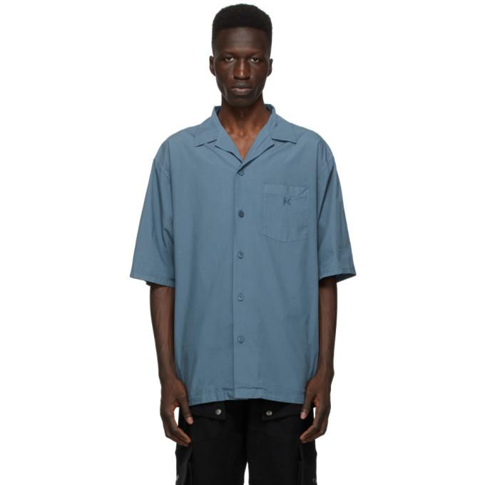 Photo: Kenzo Blue Casual Short Sleeve T-Shirt