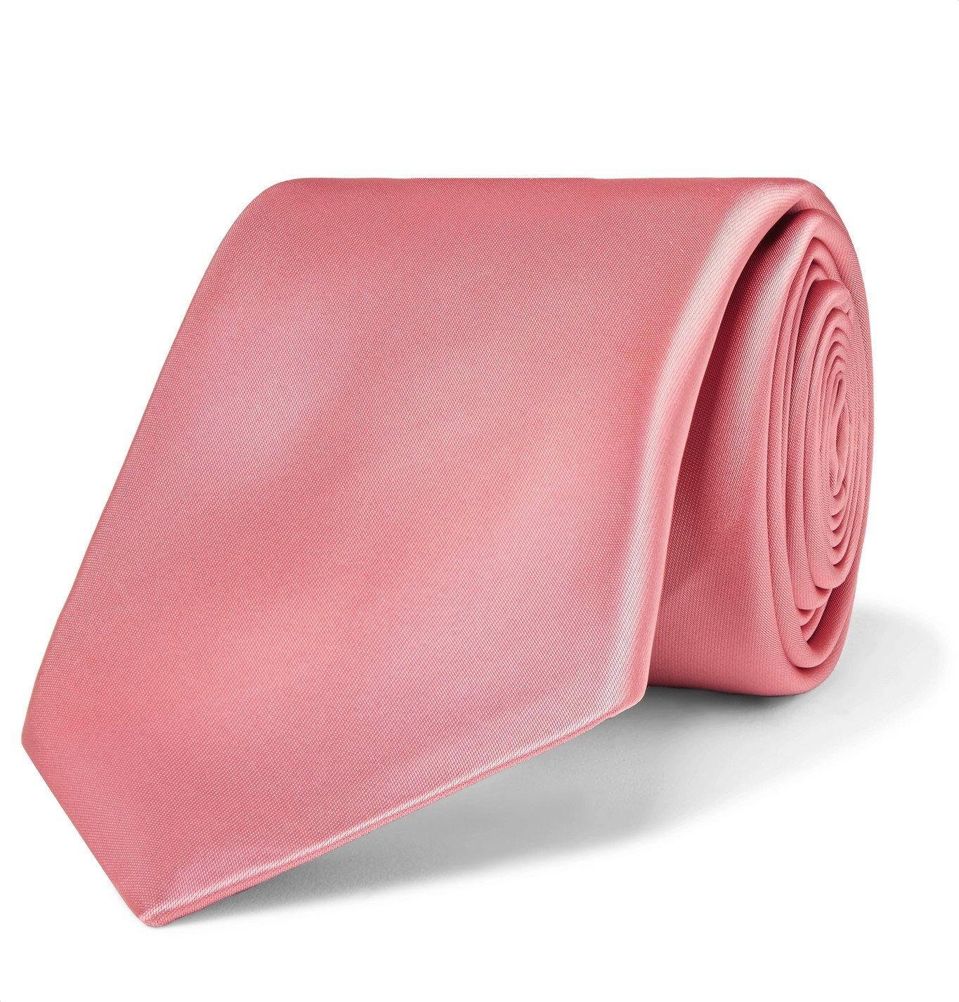 Photo: TOM FORD - 8.5mm Satin Tie - Pink