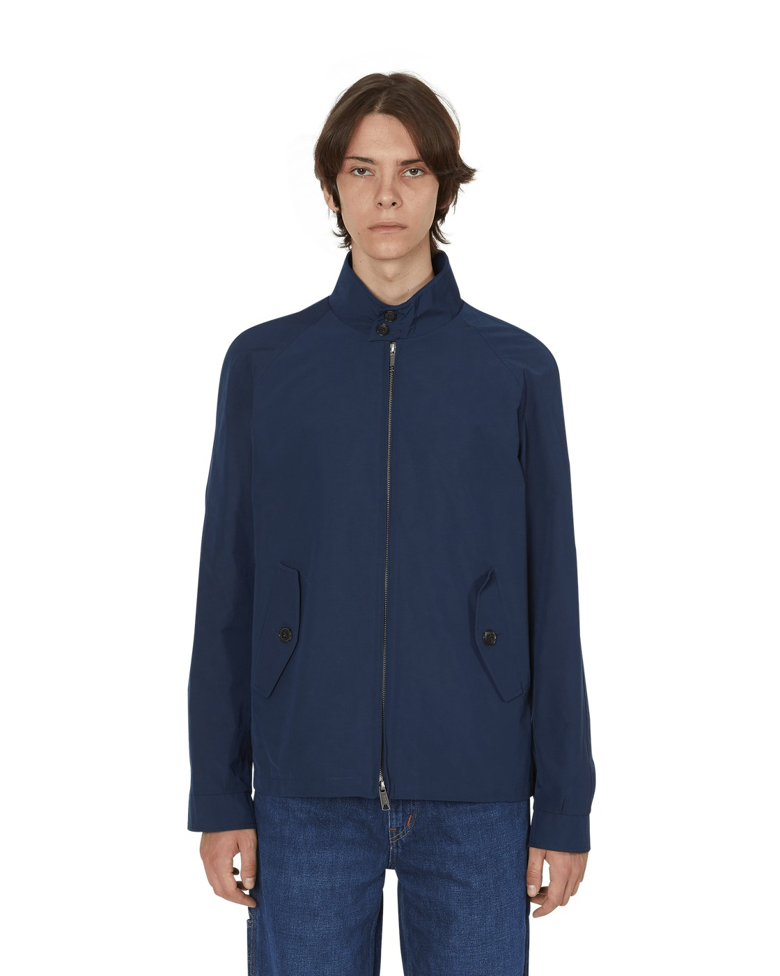 Photo: Baracuta G4 Jacket Navy