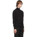 Belstaff Black Bay Half-Zip Sweatshirt