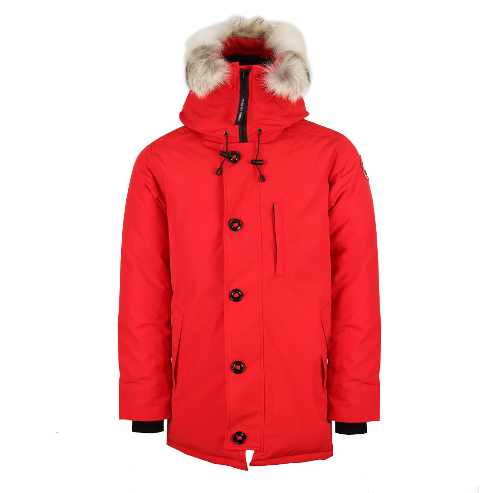Photo: Chateau Parka - Red