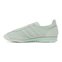 adidas Originals Green SL 72 Low-Top Sneakers