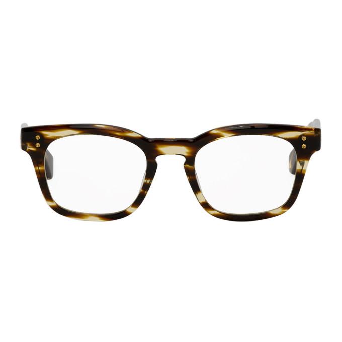 Dita Tortoiseshell Mann Glasses