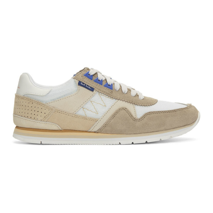 Photo: PS by Paul Smith White Vinny Sneakers