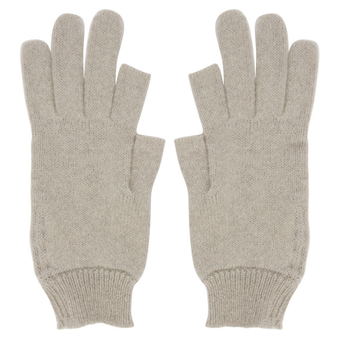 Photo: Rick Owens Off-White Texting Gloves