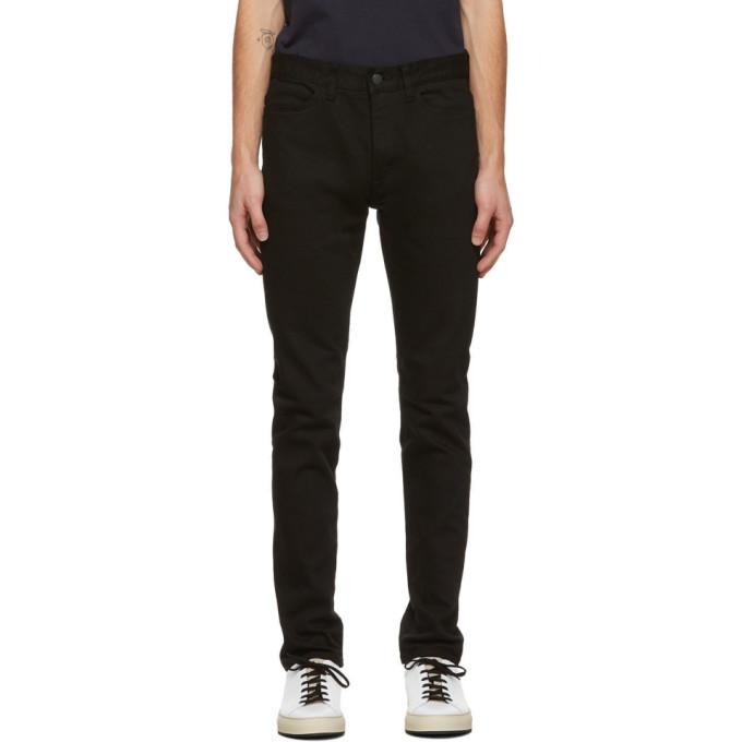 Photo: Blue Blue Japan Black Skinny Jeans