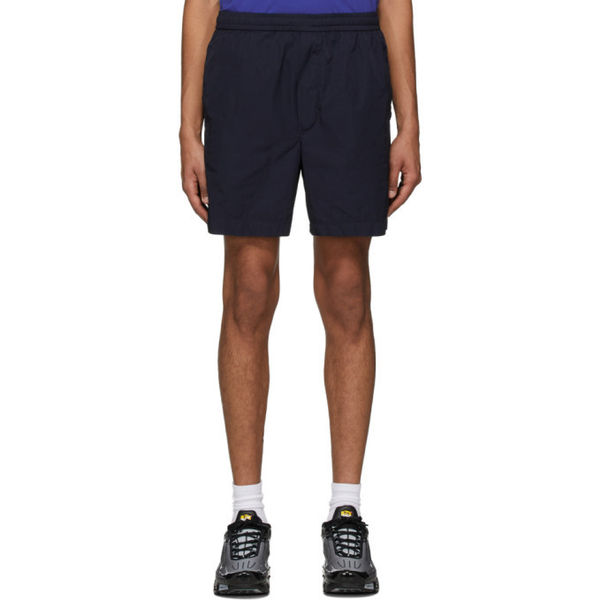 Photo: Moncler Black Bermuda Shorts