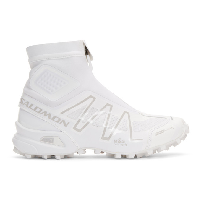 Photo: Salomon White Snowcross Advanced LTD Sneakers