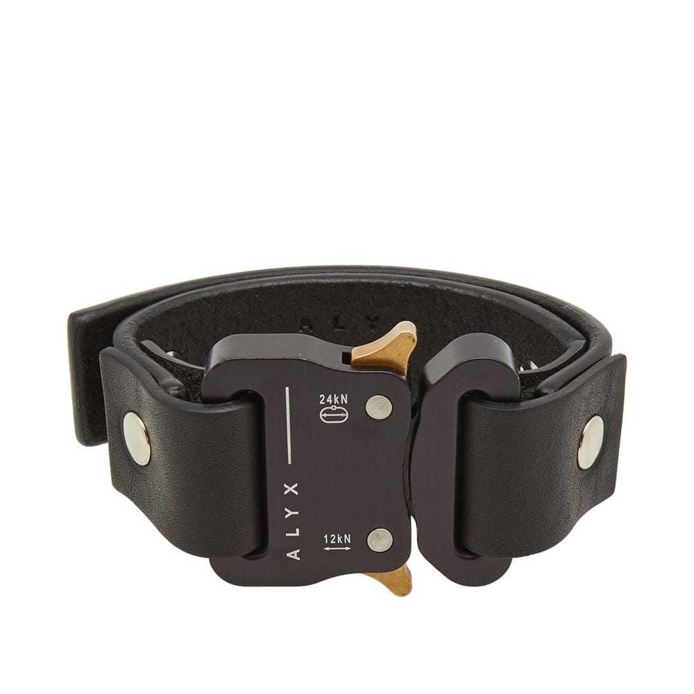 1017 ALYX 9SM Small Buckle Cuff Bracelet