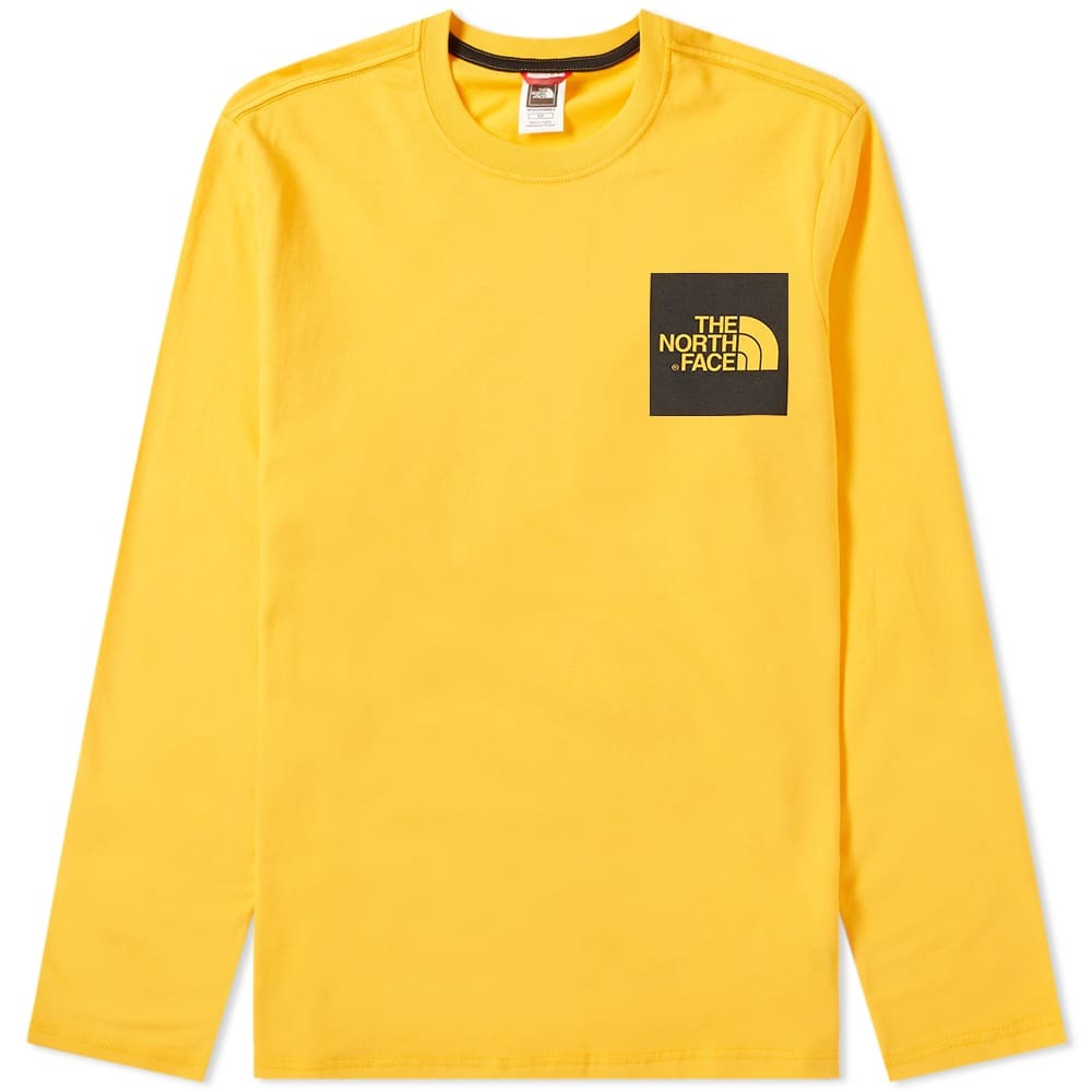 Photo: The North Face Long Sleeve Fine Tee