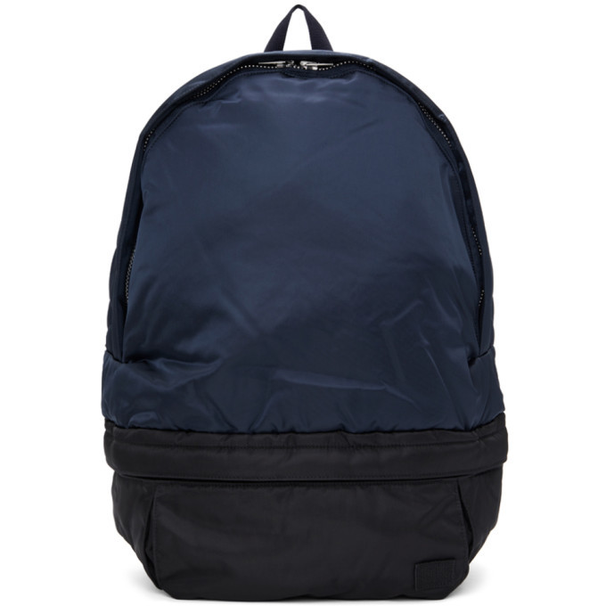 Sacai Navy Porter Edition Nylon Backpack