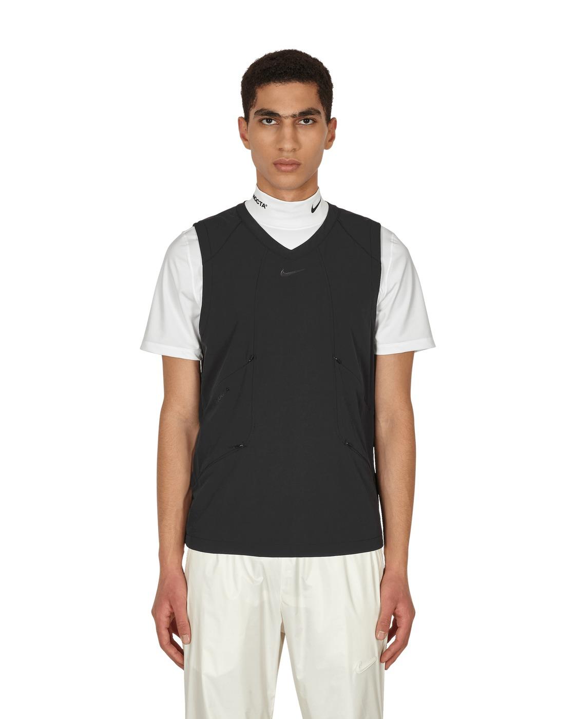 Photo: Nike Special Project Nocta Woven Vest Black