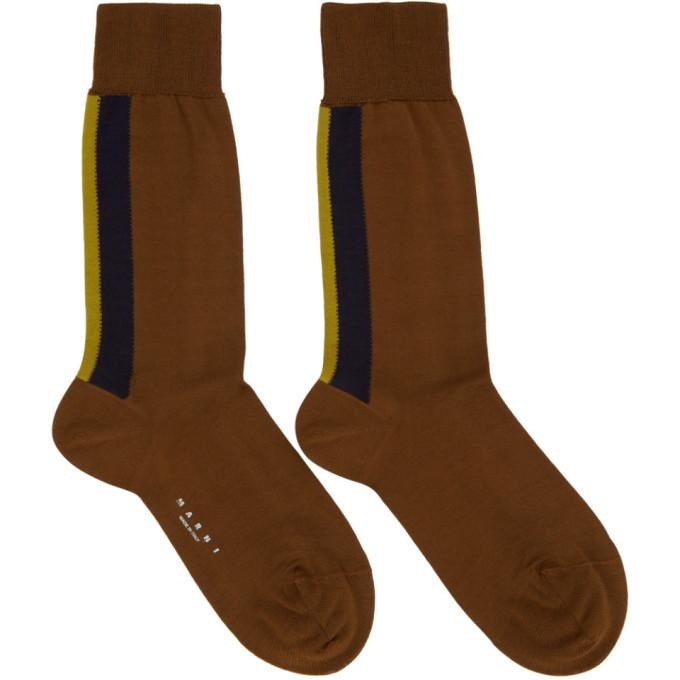 Photo: Marni Brown Striped Socks