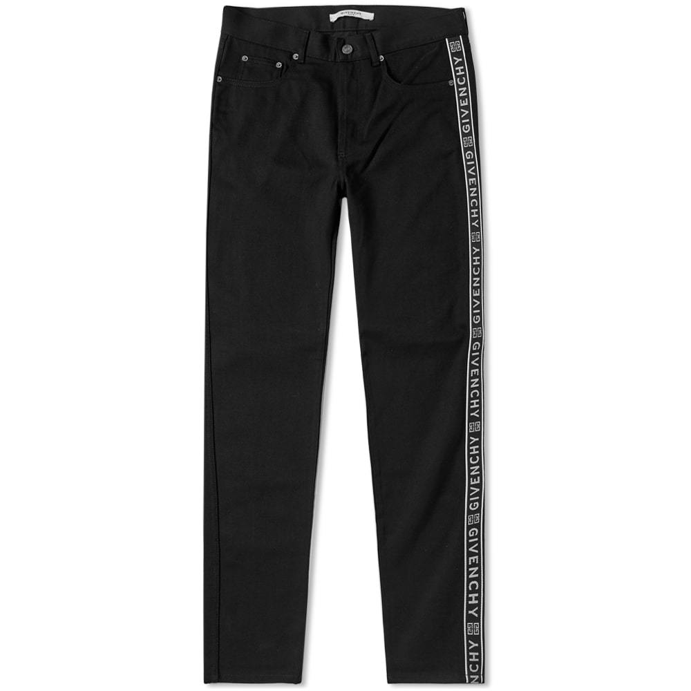 Photo: Givenchy Slim Fit Taped Jean