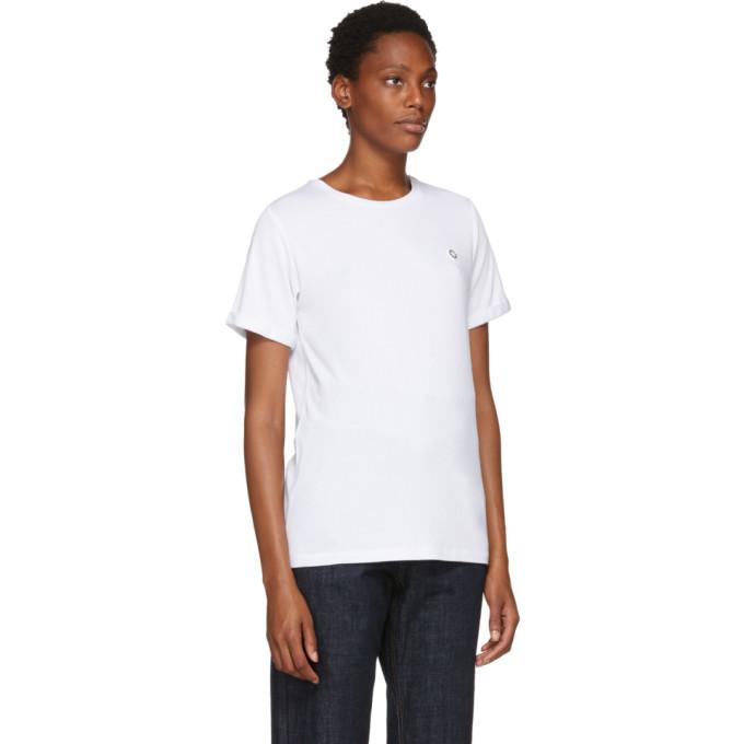 Won Hundred White Alivia T-Shirt