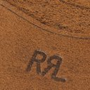 RRL - Roughout Leather Cardholder - Tan
