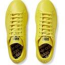 Raf Simons - adidas Originals Stan Smith Leather Sneakers - Men - Yellow