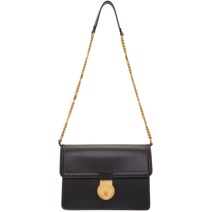 Photo: Versace Black Adiona Shoulder Bag