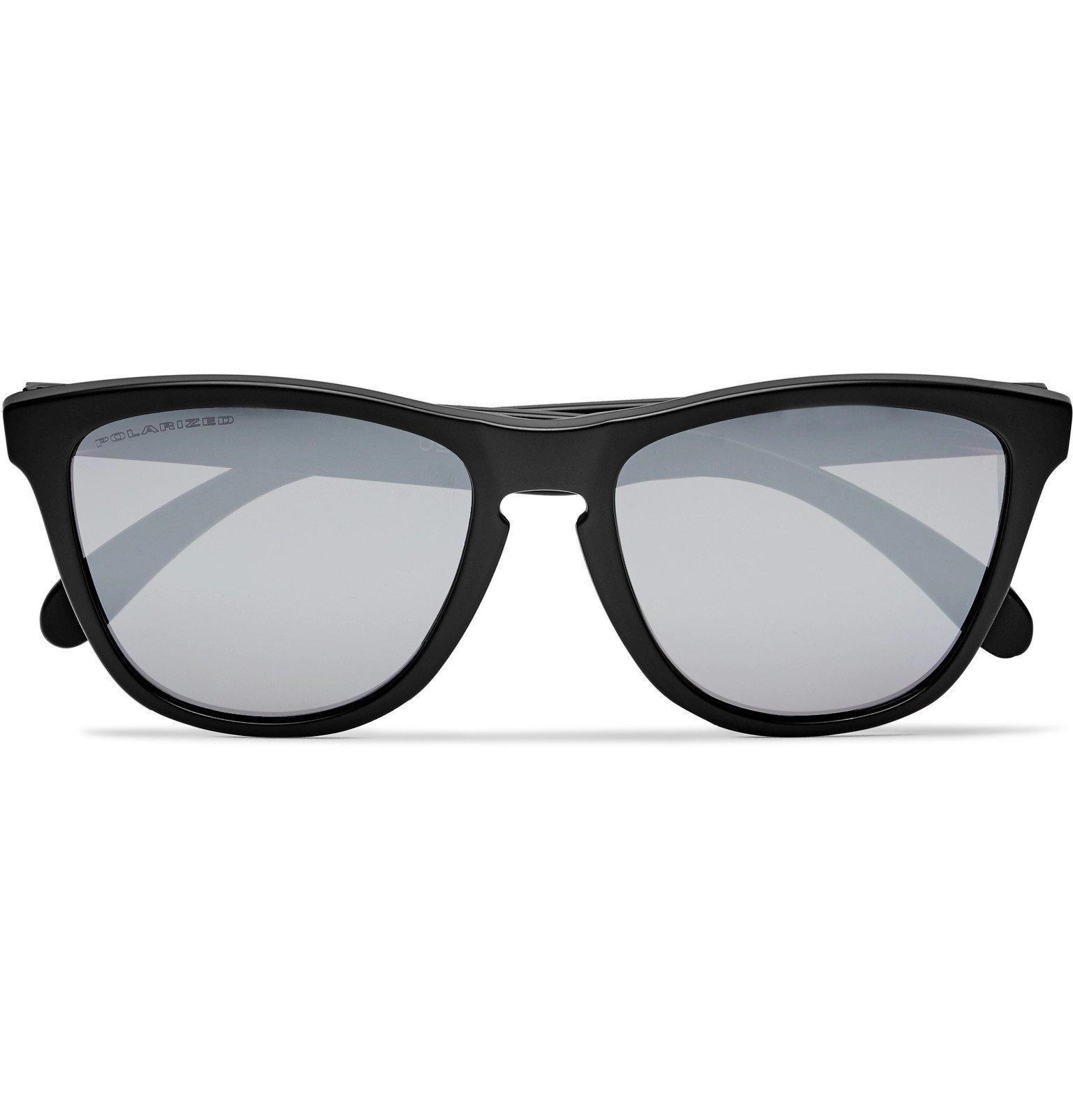 Photo: Oakley - Frogskins D-Frame O Matter Polarised Sunglasses - Black