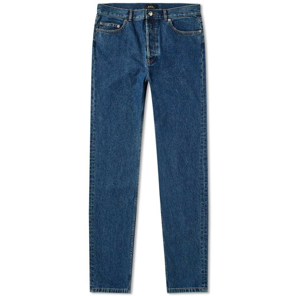 Photo: A.P.C. New Standard Stonewashed Jean