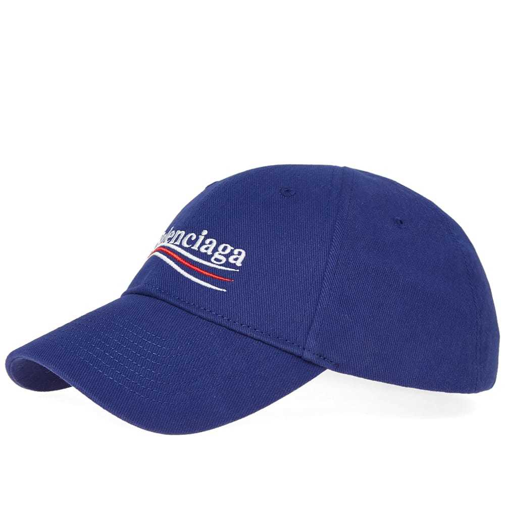 Photo: Balenciaga Political Campaign Logo Cap