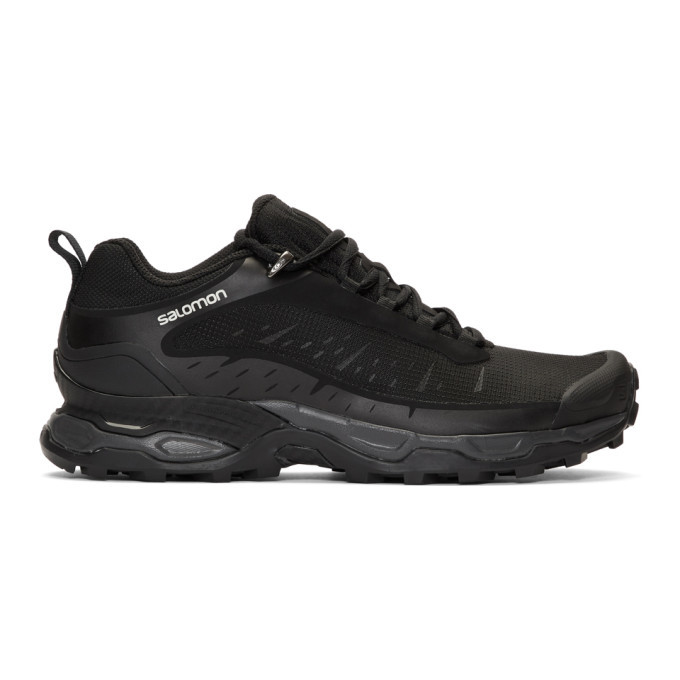 Photo: Salomon Black Limited Edition Shelter Low ADV Sneakers
