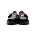 3.1 Phillip Lim Black Patent Quinn Loafers