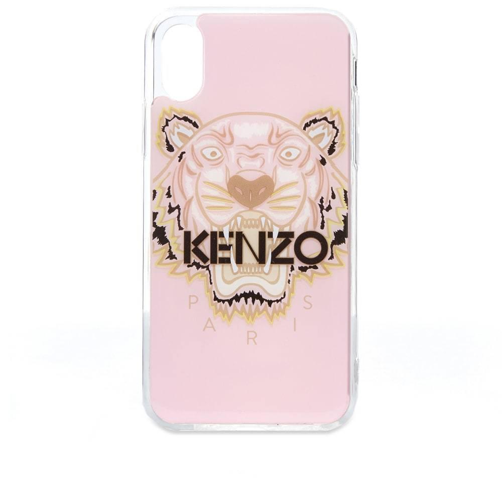 Photo: Kenzo iPhone X Tiger Case
