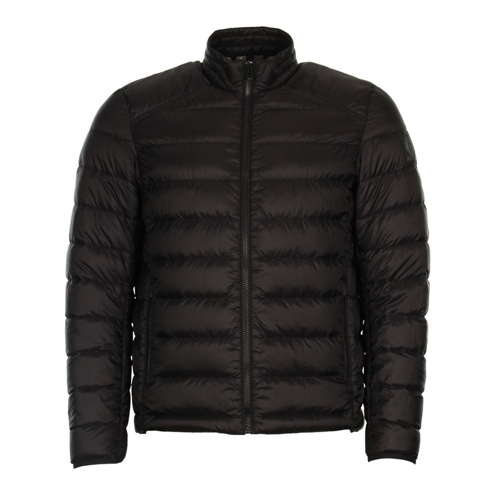 Ryegate Down Jacket - Black