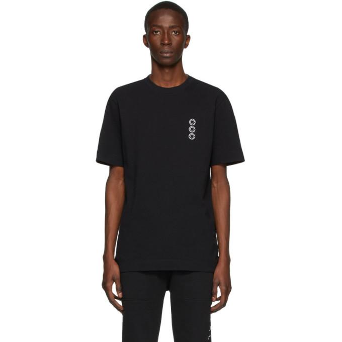 Photo: 1017 ALYX 9SM Black Serigraphic Logo T-Shirt