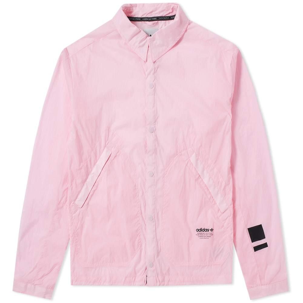 Adidas NMD Coach Jacket Pink