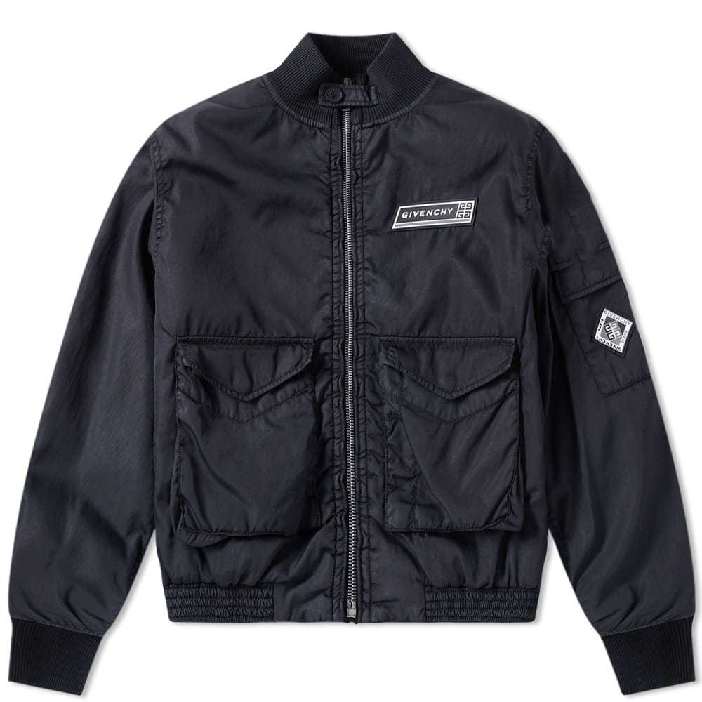Photo: Givenchy Vintage Bomber Jacket